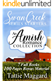 Swan Creek Series Starters: An Amish Romance Collection