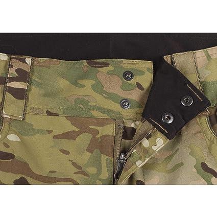 Schwarz Clawgear Operator Combat Pant universelle Einsatzhose