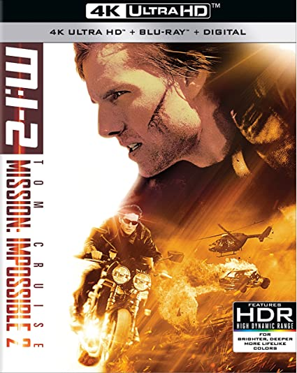 Mission: Impossible 2 by Amazon