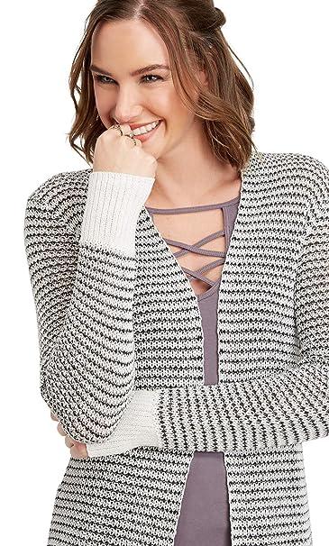 Amazon.com: maurices Dusdigan - Chaqueta para mujer, diseño ...