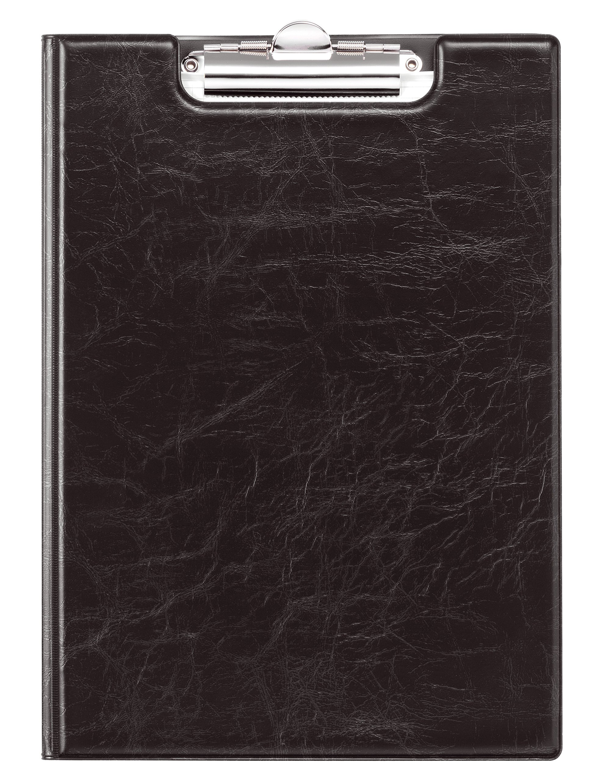 Durable 235501 A4 Block Wallet With Spring Terminal - Black