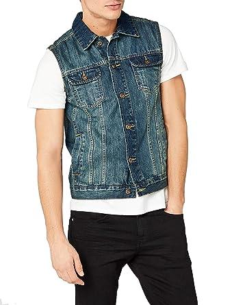 Manche Urban Veste Homme Denim Classics Vêtements sans BBFx0Zw