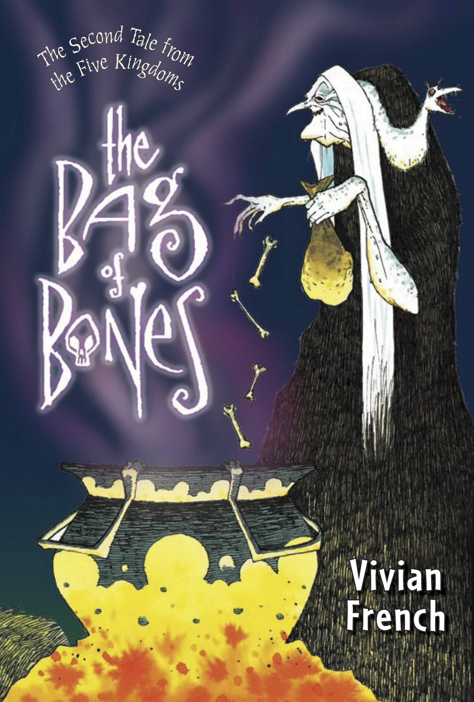 Read Online The Bag of Bones: The Second Tale from the Five Kingdoms (Tales from the Five Kingdoms) pdf epub