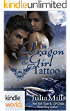 Paranormal Dating Agency: The Dragon with the Girl Tattoo (Kindle Worlds Novella) (Dragon Guard Book 21)