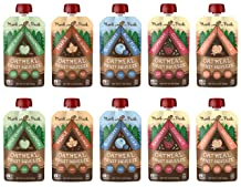 Munk Pack Oatmeal Fruit Squeeze Snack
