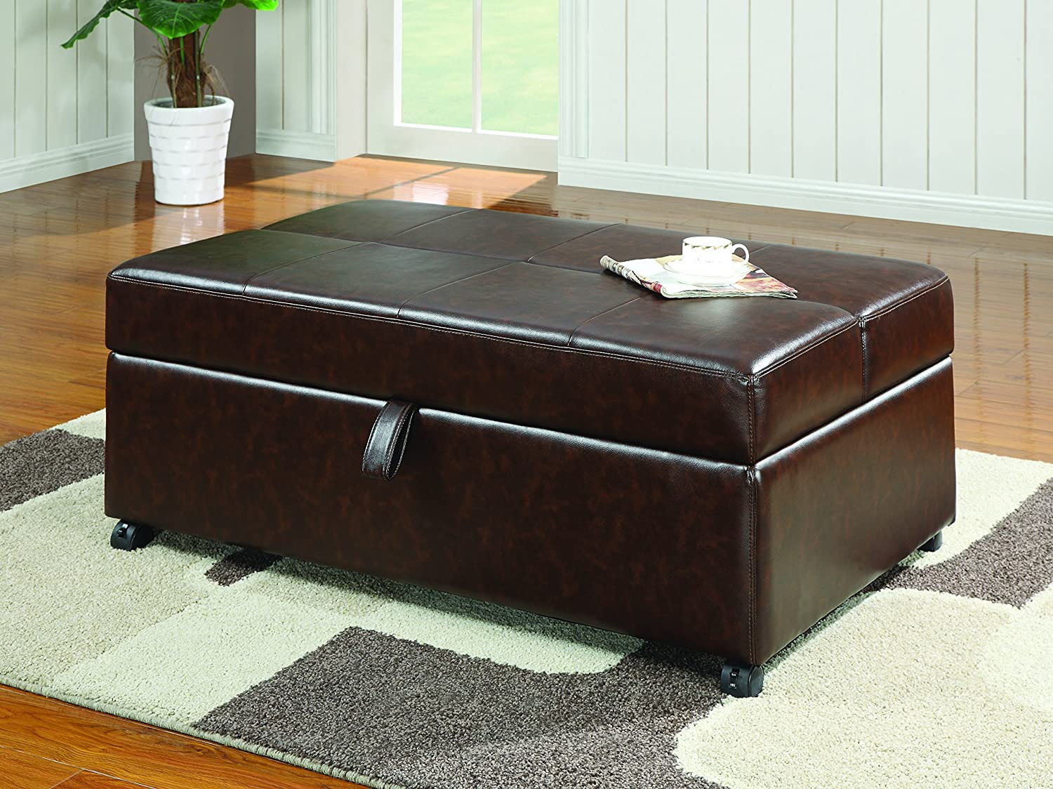 Hide a bed ottoman - Hide A Bed Ottoman 30