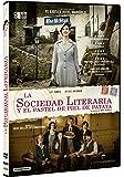 The Guernsey Literary and Potato Peel Pie Society - La sociedad literaria y el pastel de piel de patata (Non USA Format)