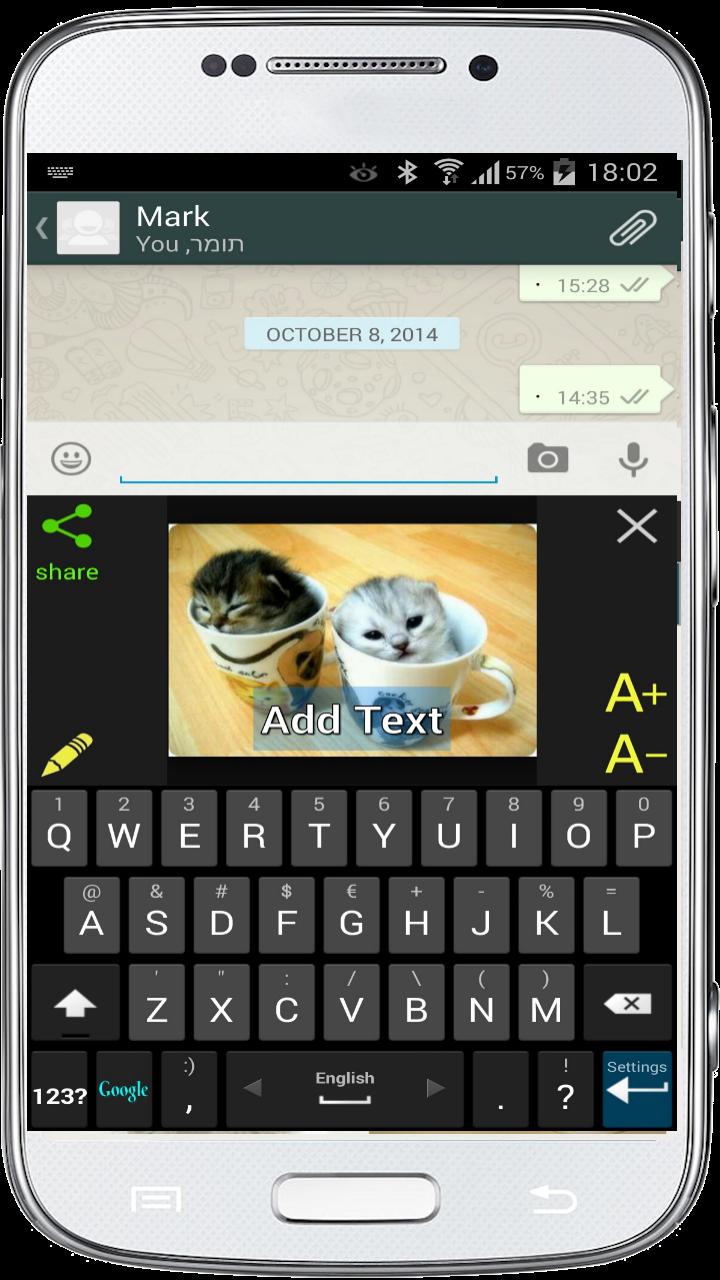 IconMe Keyboard - Emoji,Memes: Amazon.es: Appstore para