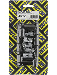 Taylor Cable 46055 90-Degree Distributor Boot/Terminal Kit - Pack of 9