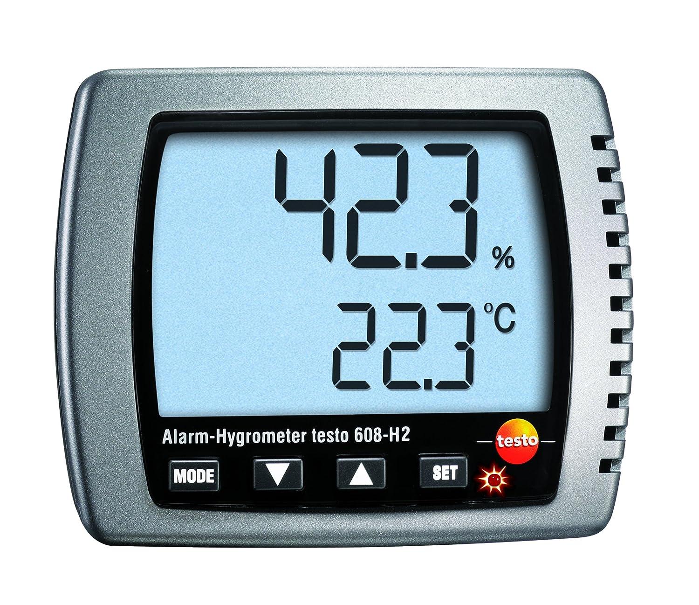 testo 608-H2 - Humidity/dewpoint/temp. Monitor