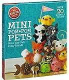 Mini Pom-Pom Pets (Klutz)