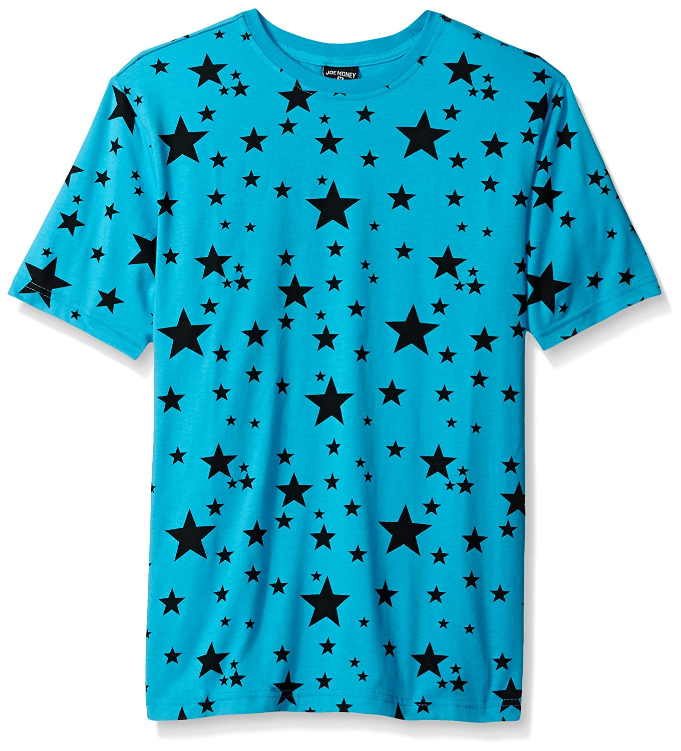 Youstar Men's New Stylish Super Comfortable Star Printed Tee