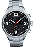 Tissot T116.617.11.057.00 Men's Watch Silver 45mm Stainless Steel Chrono XL