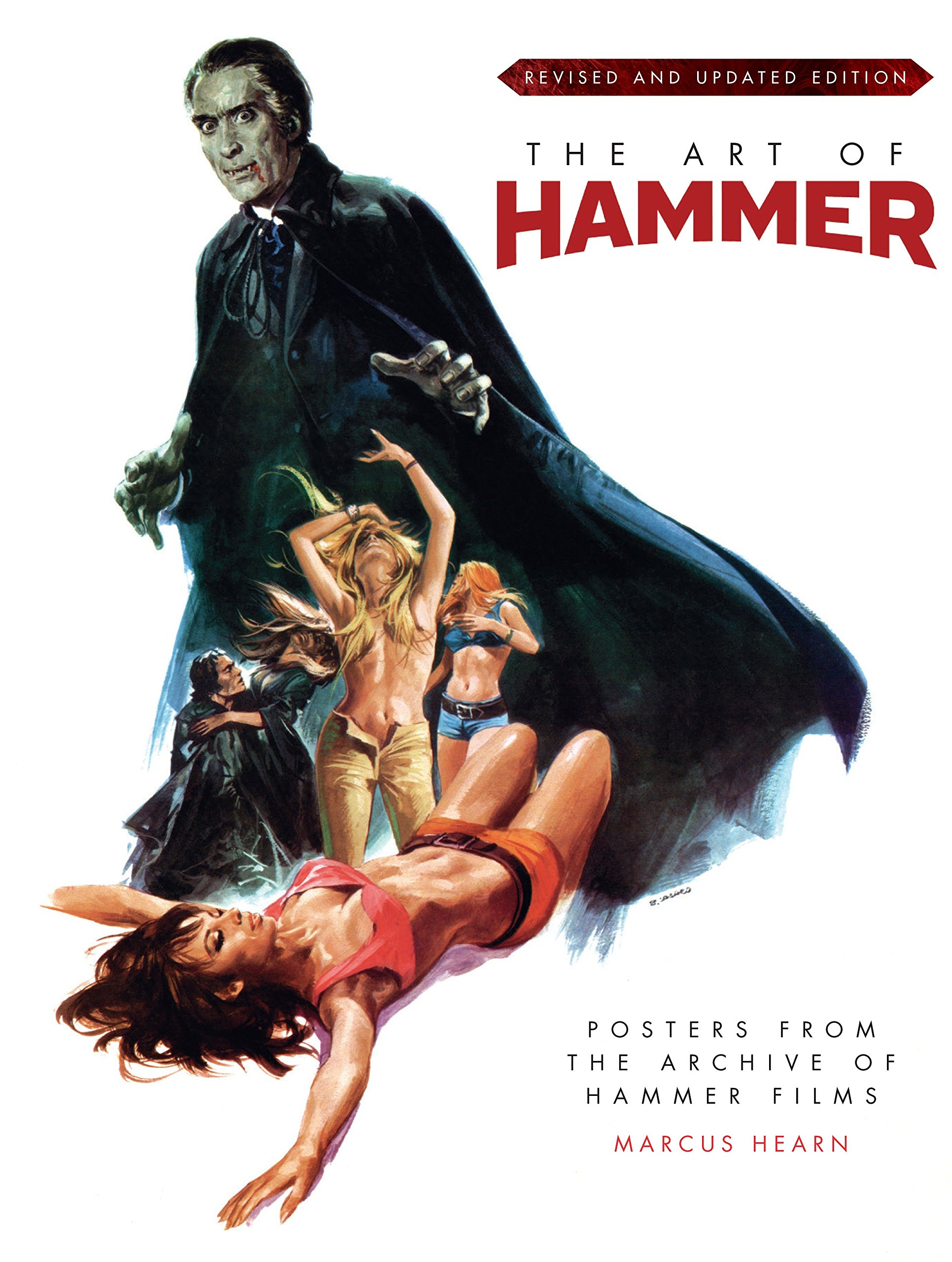 The Art Of Hammer  Posters From The Archive Of Hammer Films