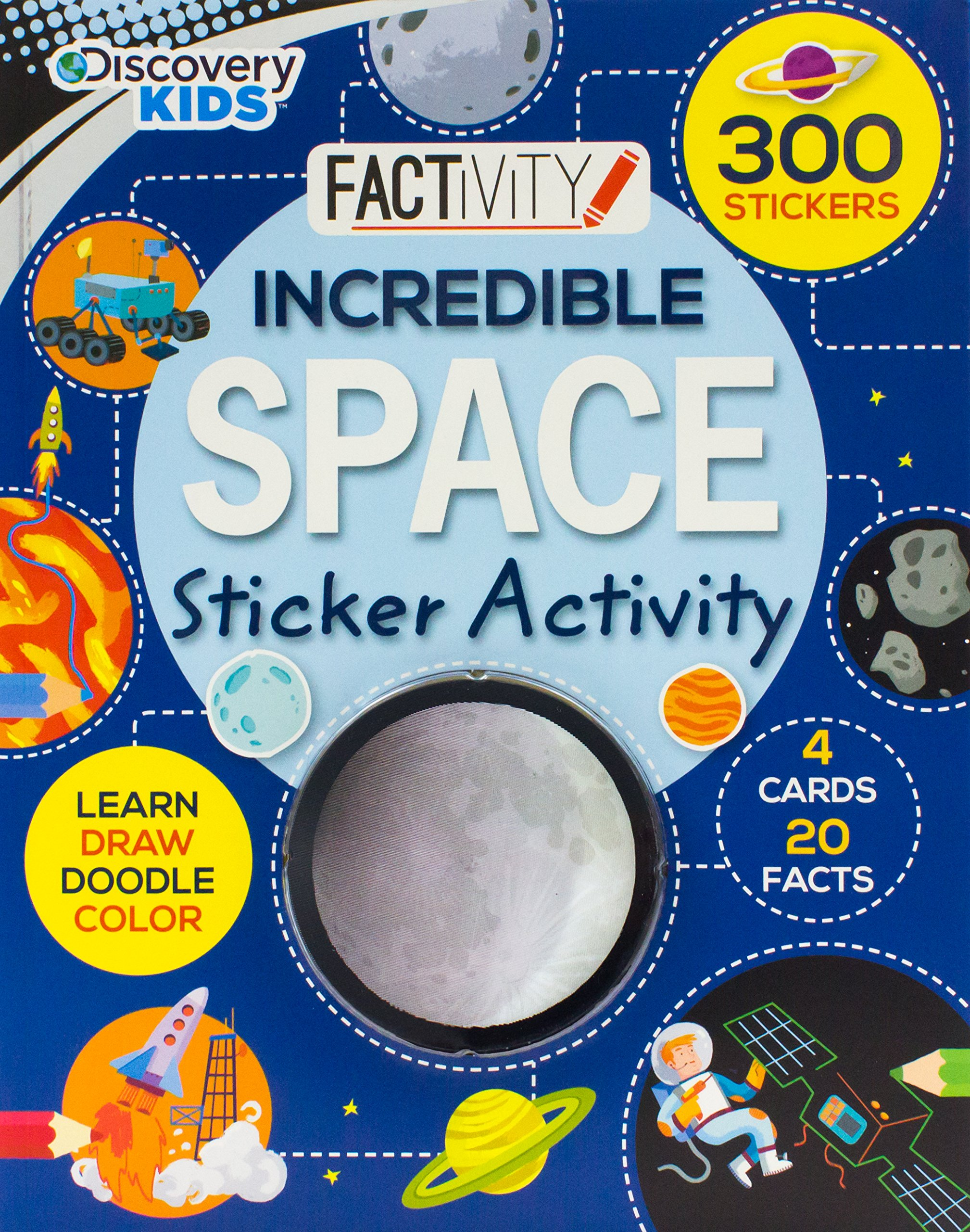 Download Incredible Space (Discovery Kids) pdf epub