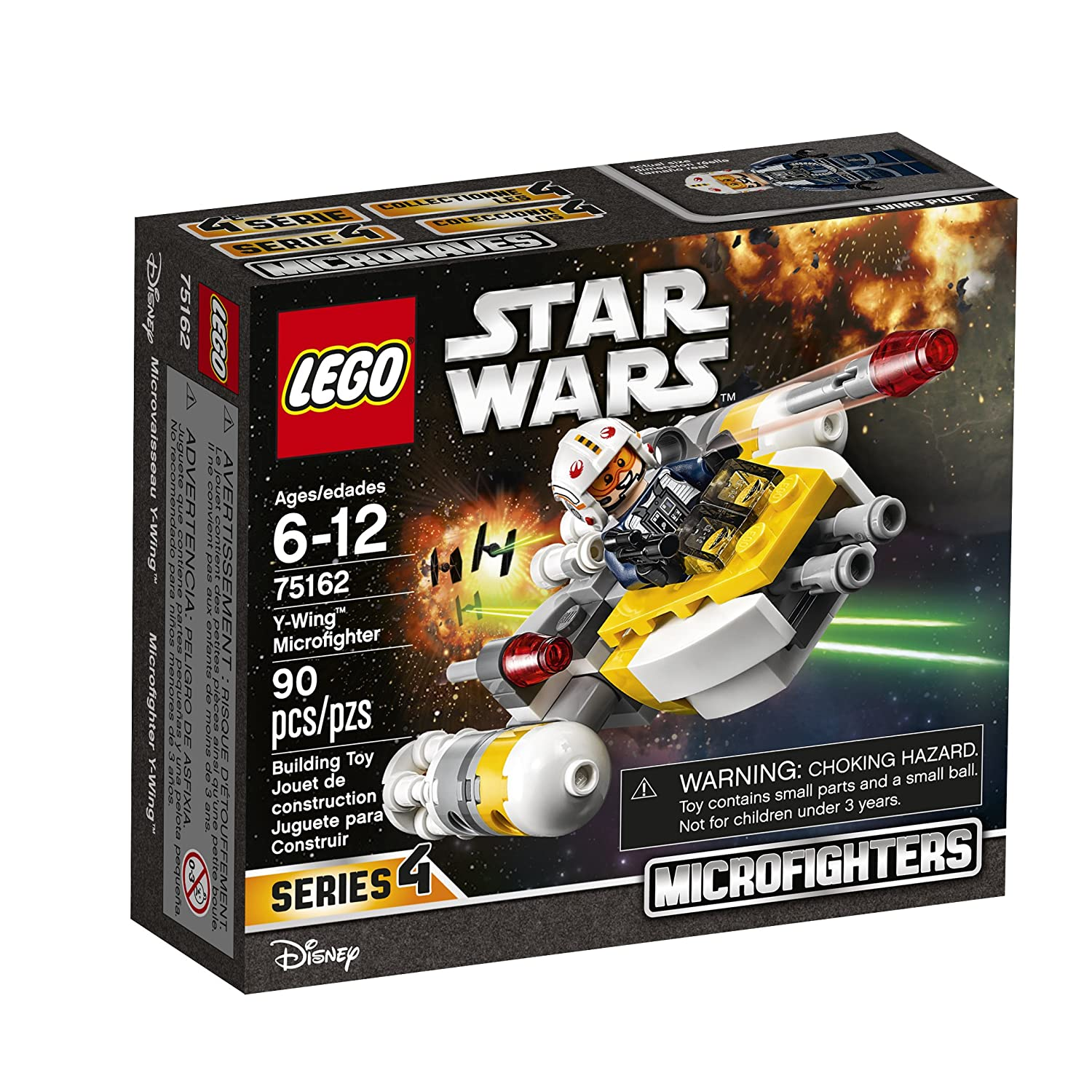 Top 9 Best LEGO Y-Wing Sets Reviews in 2021 14