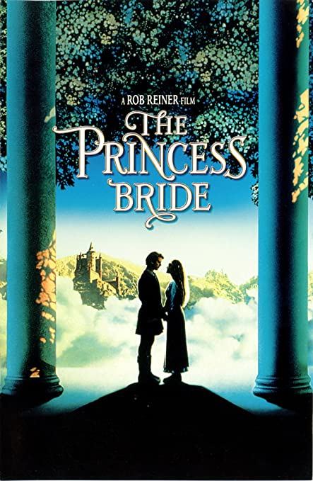 THE PRINCESS BRIDE MOVIE POSTER PRINT APPROX SIZE 12X8 INCHES ...