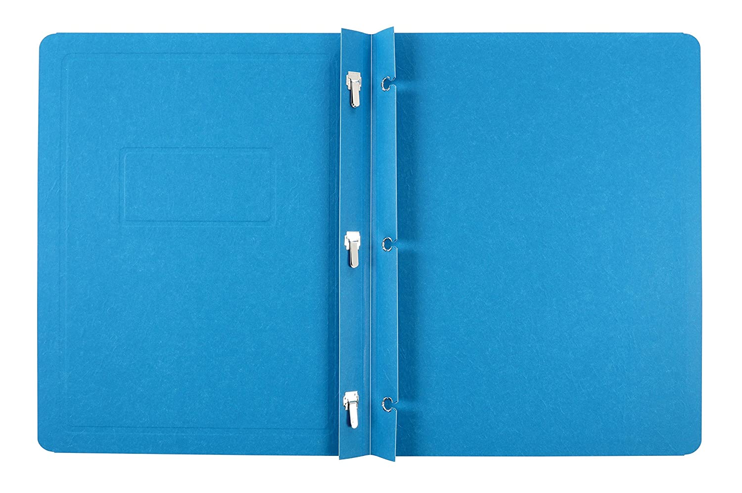 Oxford 52513 Panel and Border Leatherette Front Report Cover, Assorted Colors, 25 per Box Esselte Corporation