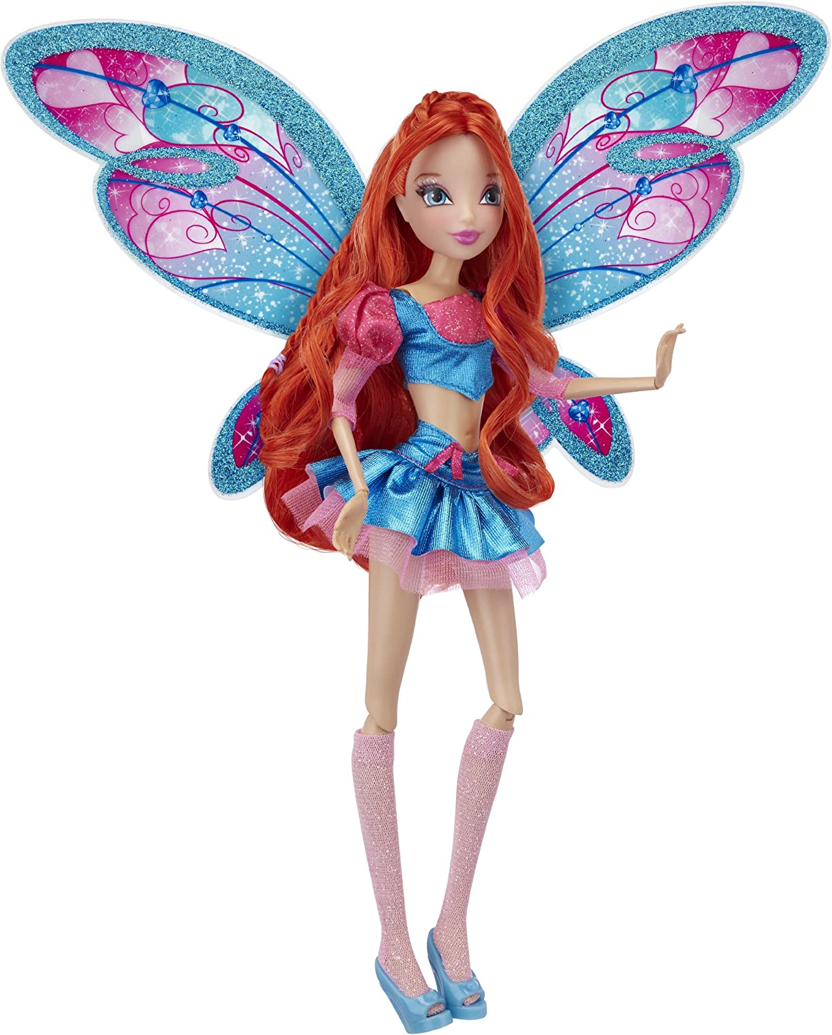 Winx 11 5 Fashion Doll Believix Bloom Toys Games