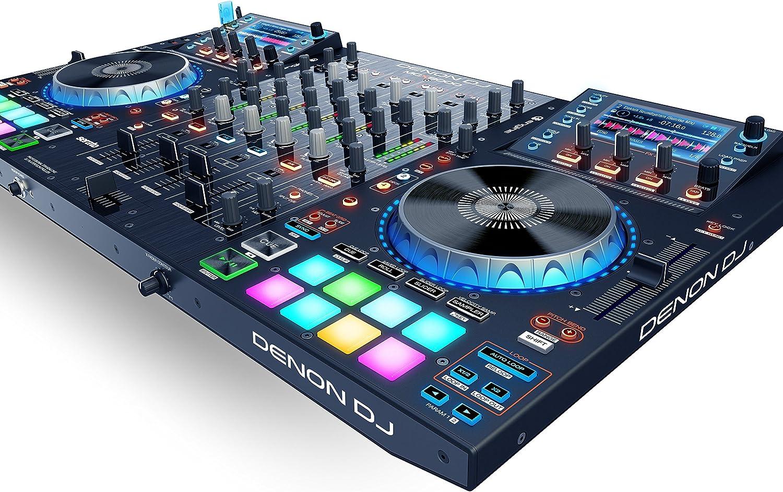 denon dj controller mcx8000