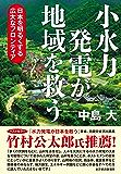 小水力発電が地域を救う―日本を明るくする広大なフロンティア
