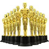 6' Gold Award Trophies - Pack of 12 Bulk Golden Statues Party Award Trophy, Party Decorations and Appreciation Gifts by…
