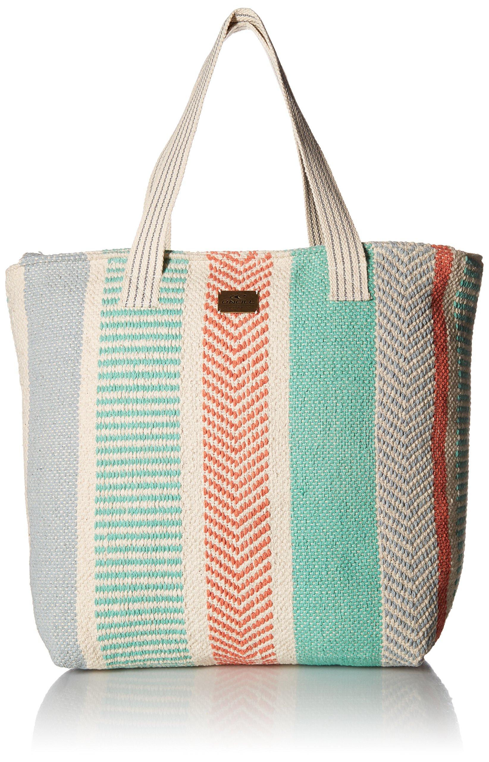 O'Neill Women's Heatwave Aquard Tote, Natural/Natural, ONE