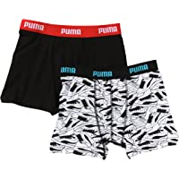 PUMA Boxer Pantalón Corto Zapatillas 2P