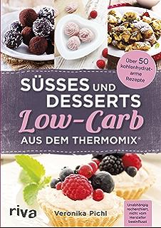 Kochbuch Fur Den Thermomix Tm31 Und Tm5 Low Carb Backen Kuchen