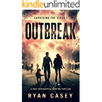 Outbreak: A Post Apocalyptic Survival Thriller (Surviving the Virus Book 1) book cover