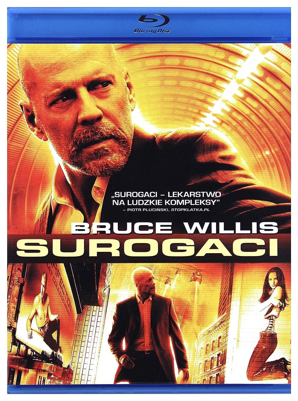 Surrogates Blu-Ray Region B IMPORT No hay versión española: Amazon ...