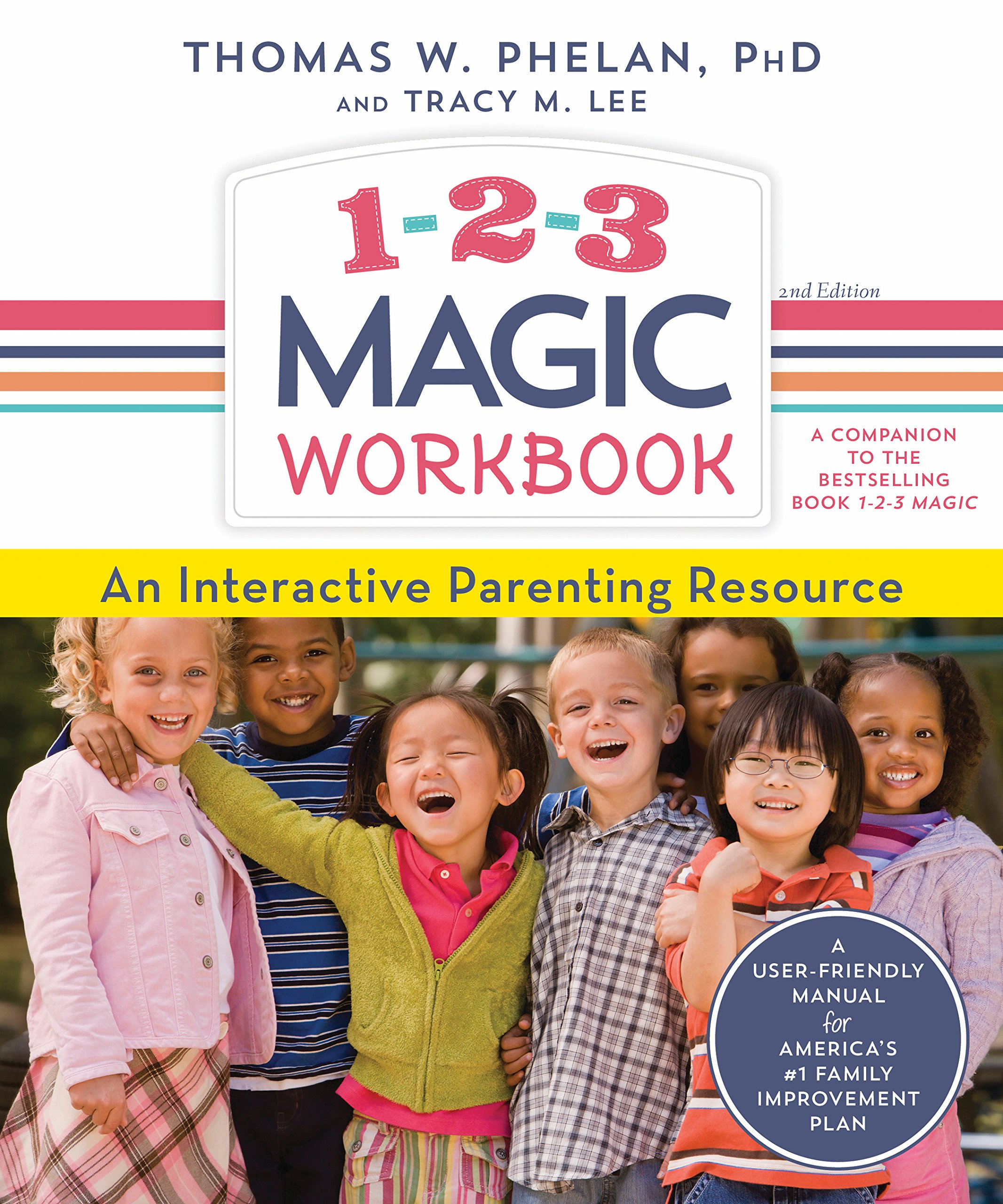1-2-3 Magic Workbook: An Interactive Parenting Resource: Thomas Phelan,  Tracy Lee: 0760789263736: Amazon.com: Books