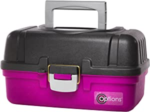 Creative Options 2-Tray Craft Box