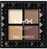 Nyx Professional Makeup Full Throttle Eyeshadow Palette, 6g