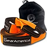 "GearAmerica Recovery Tow Strap 3"" x20' 