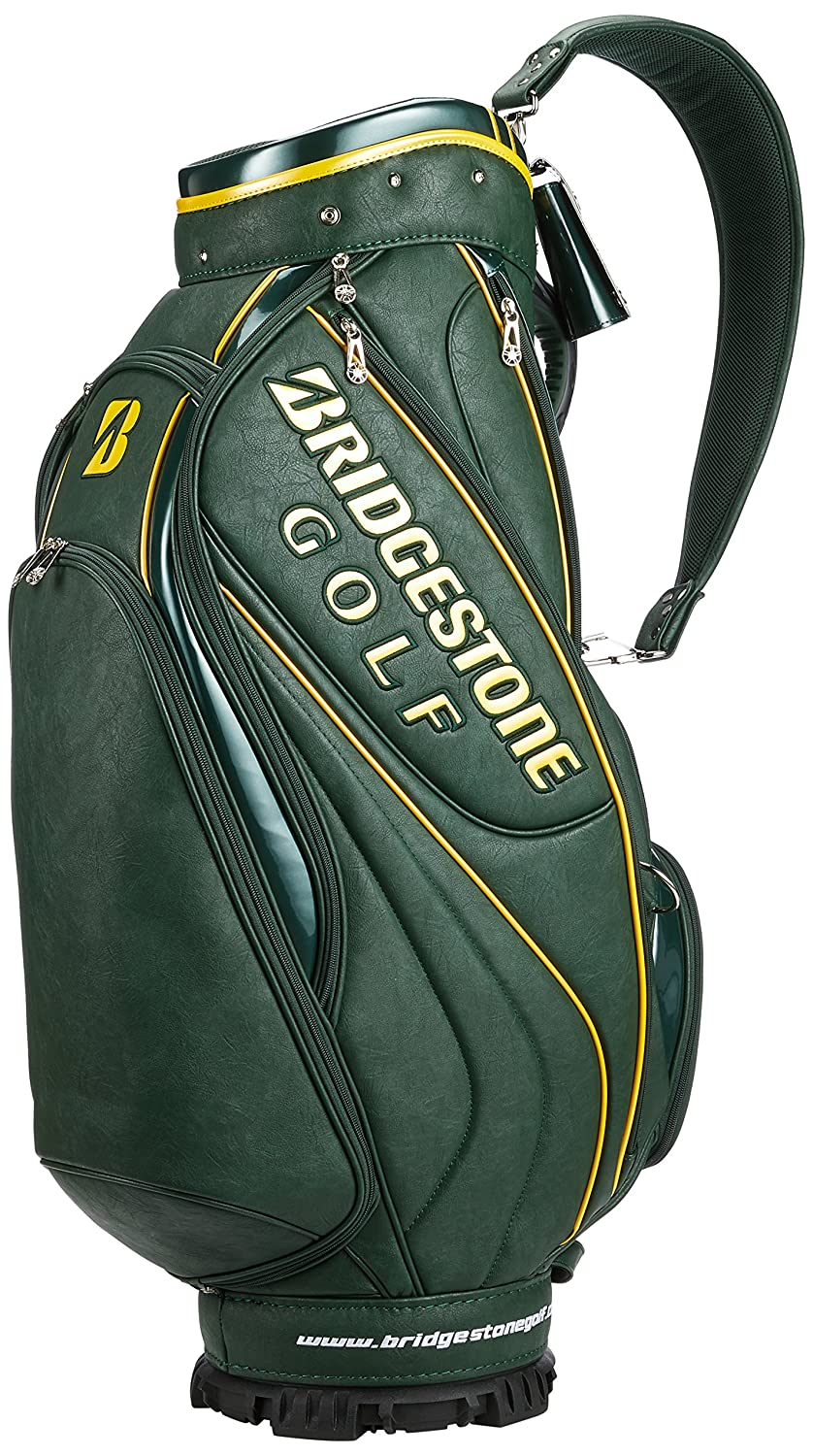 Bridgestone Uni Special Edition Cart Bag Masters Golf Funda ...