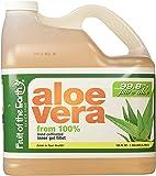 Fruit Of The Earth Aloe Vera, 128 Ounce (1 Gallon)