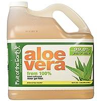 Fruit Of The Earth Aloe Vera, 128 Fluid Ounce (1 Gallon)