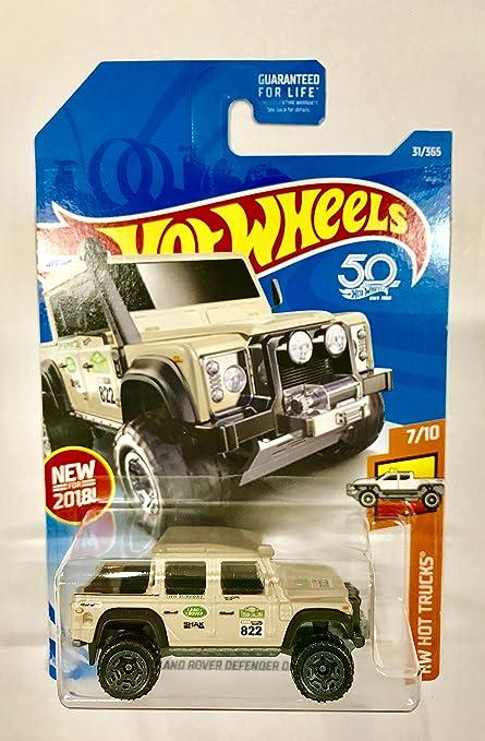 Buy Hot wheels 2018 HW Hot Trucks '15 Land Rover Defender