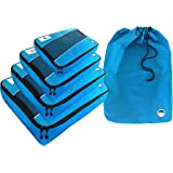 Packing Cubes - 5 Piece with Laundry Bag - by Cruise On