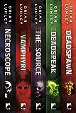 The Necroscrope Quintet: Necroscope, Vamphyri, The Source, Deadspeak, Deadspawn