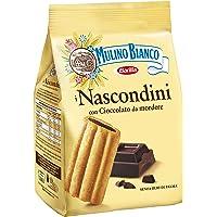 Mulino Bianco - Nascondini - 12 confezioni da 600g [7.2kg]