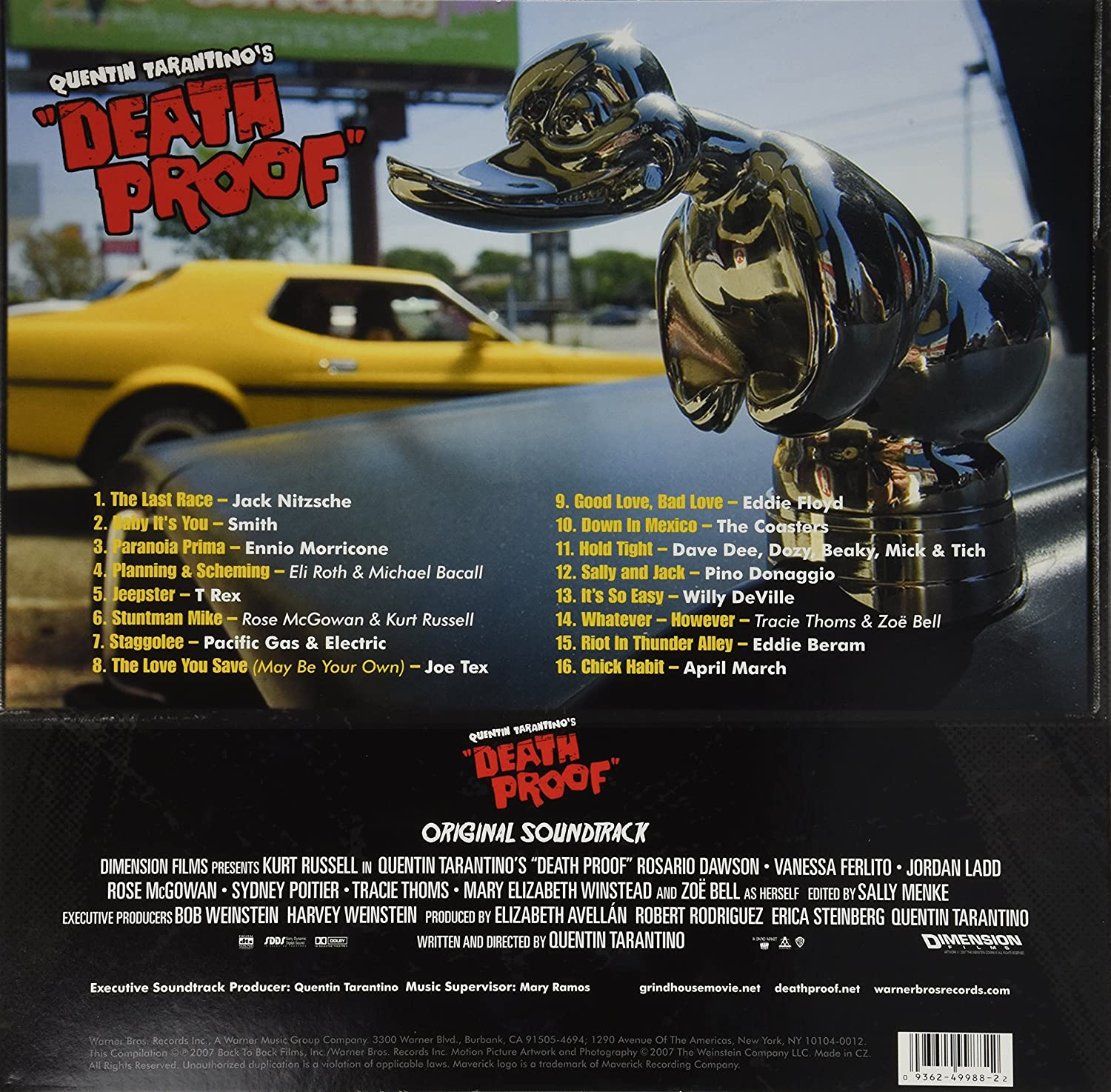 Tracie Thoms Death Proof