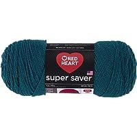 Super Saver Yarn, Real Teal - 1