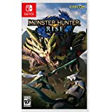 Monster Hunter Rise - Nintendo Switch Games and Software