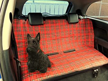 Black Rear Seat Cover Dog Boot Liner For PEUGEOT PARTNER ALL MODELS