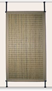 Versailles Home Fashions PP014-25 Bamboo Privacy Panel, 38