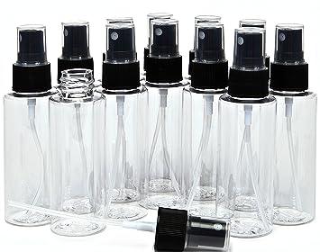Amazon.com: vivaplex, 12, Transparente, 2 oz, botellas de ...