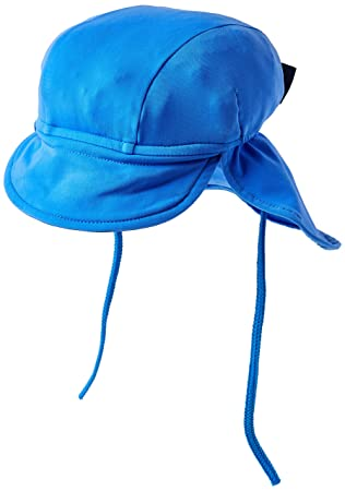 Yoccoes Designs Baby and Toddler UV Sun Hat Blue (XS (Baby 3-9 ... 27b7e2acd90