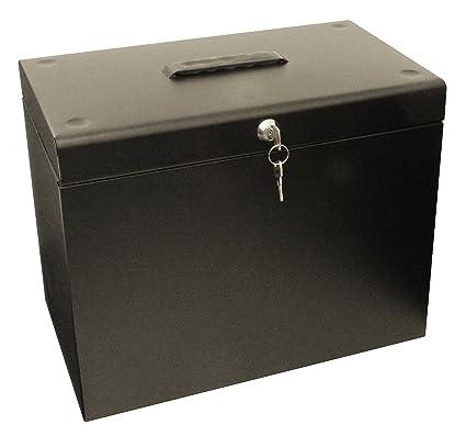 Beau Amazon.com : Metal A4 Home File   Parent : Storage File Boxes : Office  Products